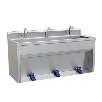 星级柜式消毒洗手池